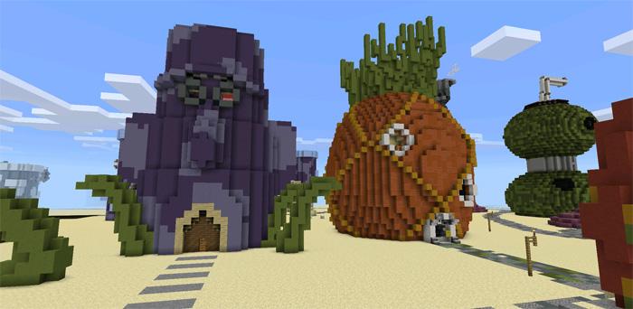 Minecraft TNT Creations - YouTube