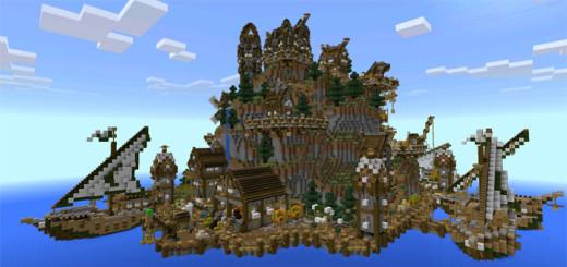 Maps - Minecraft Creation Maps