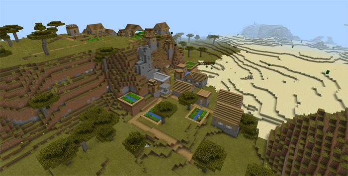 triple-village-5 Triple Village & Desert Temples