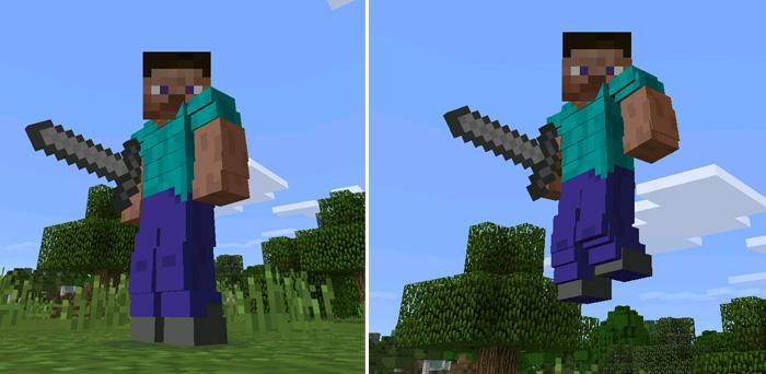 Animated+ Mod | Minecraft PE Mods & Addons