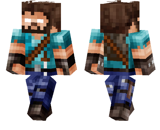Search Results For Herobrine MCPE DL - Skin para minecraft pe herobrine