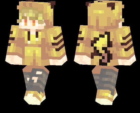 Minecraft PE Skins Page MCPE DL - Skin para minecraft or