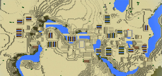 1277659: Triple Desert Village