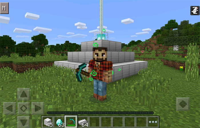 Beacon Pe Mod Minecraft Pe Mods Addons