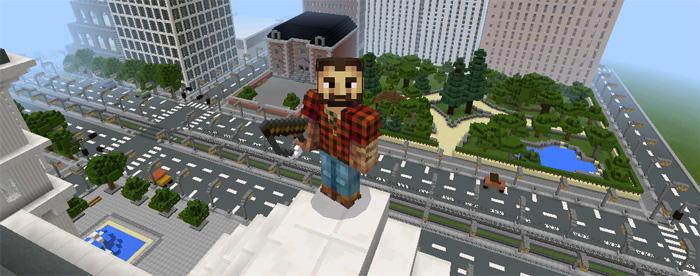 Grappling Hook Mod   Minecraft PE Mods & Addons
