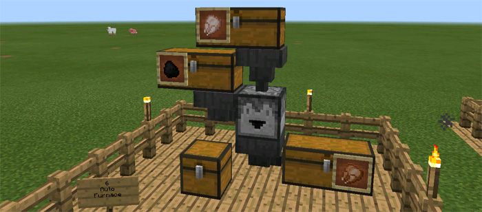 10 Hopper Uses Redstone Minecraft Pe Maps