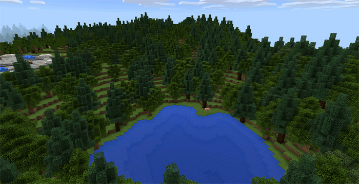 Hunger games forest arena pvp minecraft pe maps hunger games forest 4 publicscrutiny Choice Image