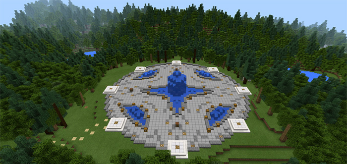 minecraft hunger games map download pc