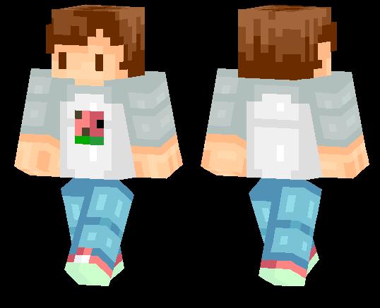 Minecraft PE Skins Page MCPE DL - Skins para minecraft pe mujeres