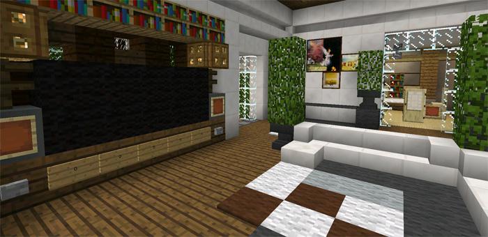 Modern Mansion Creation