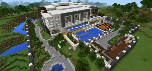 Modern Mansion [Creation]