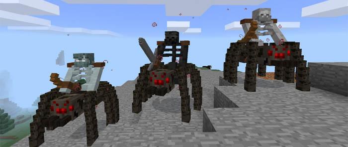 More Mutant Creatures Mod Minecraft Pe Mods Amp Addons