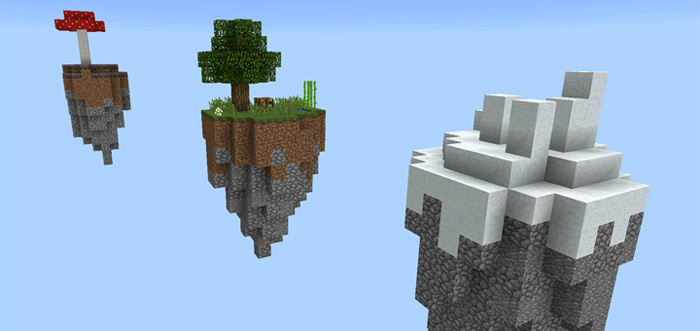Quest Skyblock (Modded Map!) [Survival] | Minecraft PE Maps