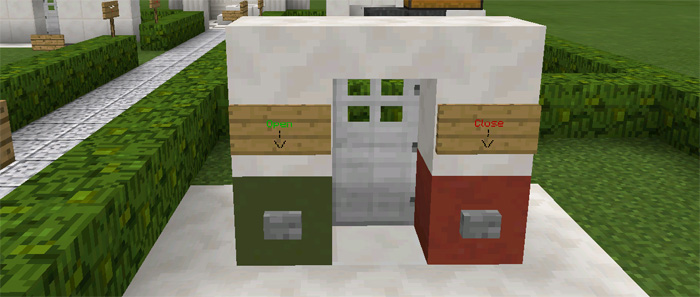 25 Redstone Creations Redstone Minecraft Pe Maps