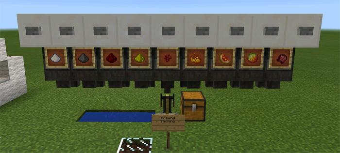 8 Automatic Farms Redstone Minecraft Pe Maps