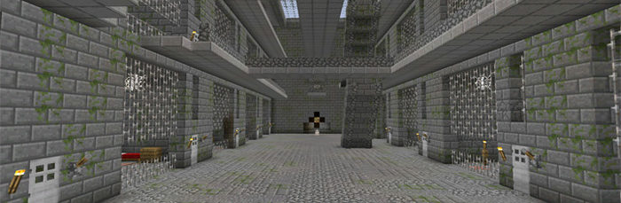 cops and robbers minecraft pe map download