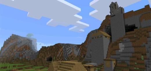 -19276222: Highest Church in Minecraft