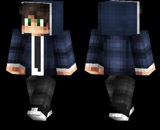 Suit Hoodie