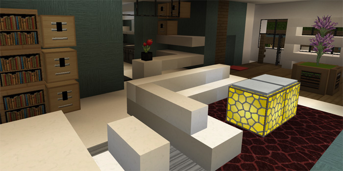 ModernHD PE [64×64] | Minecraft PE Texture Packs