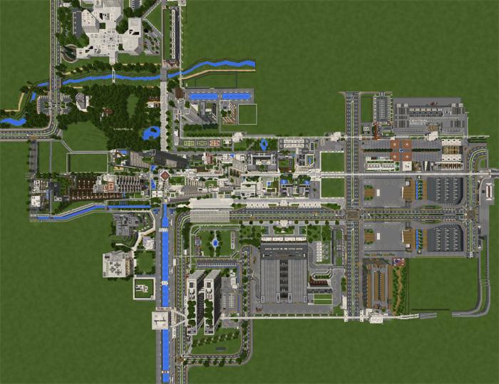 Modern Architecture Minecraft nxus modern architecture series [creation] | minecraft pe maps