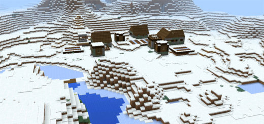 1404809164: Three Snow Villages
