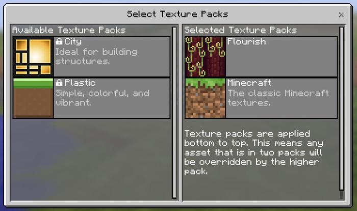 pack resource minecraft 10 edition download windows