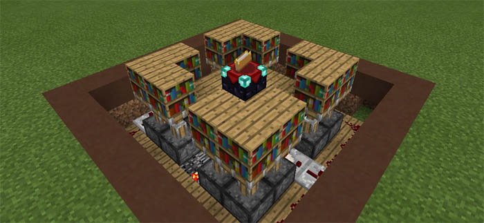 how to make redstone traps on minecraft pe