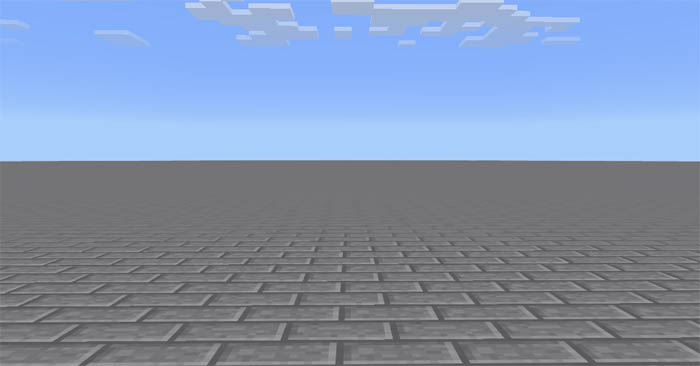 Flat Map Pack [Custom Terrain] | Minecraft PE Maps
