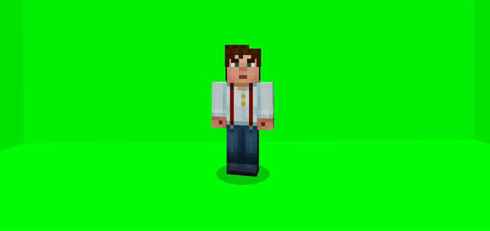 Green Screen 16 215 16 Minecraft Pe Texture Packs