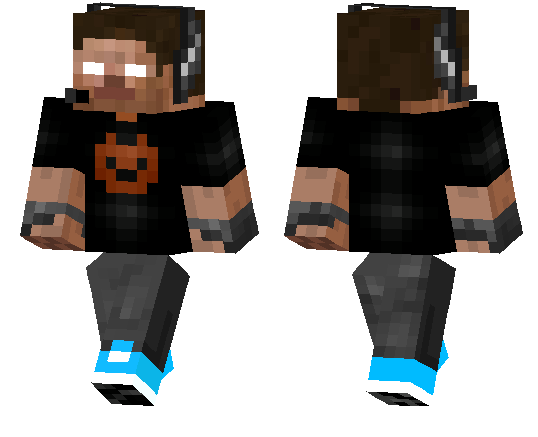 Search Results For Herobrine MCPE DL - Skins para minecraft pe herobrine