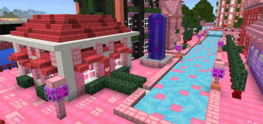 Kawaii World Texture Pack [16×16]