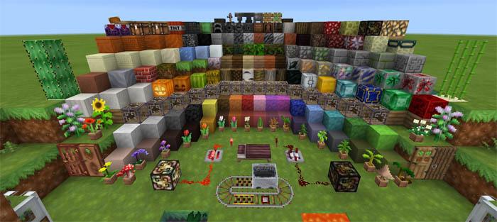 how to get pumpkins in minecraft pe
