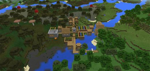 -1583618877: Swamp Village
