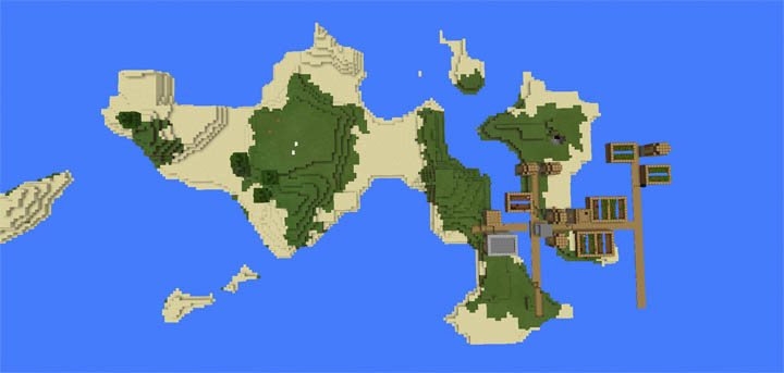 455473902 village island blacksmith minecraft pe seeds publicscrutiny Choice Image
