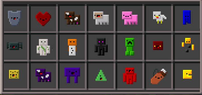 Inventory Pets PE Mod | Minecraft PE Mods & Addons