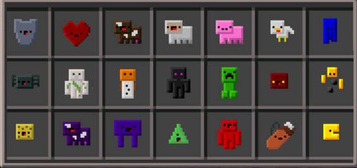 Inventory Pets PE Mod