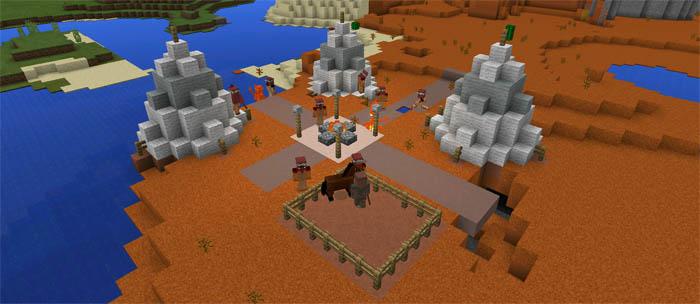 Life Mod   Minecraft PE Mods & Addons