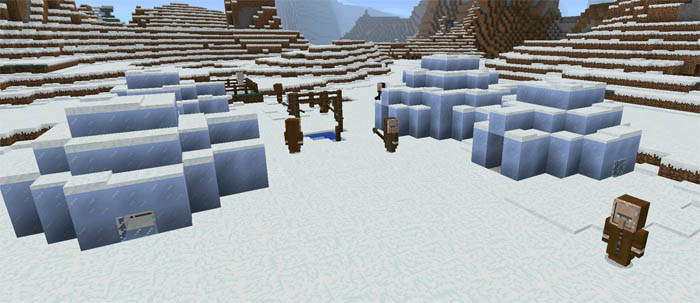 Minecraft pe get diamonds without mining