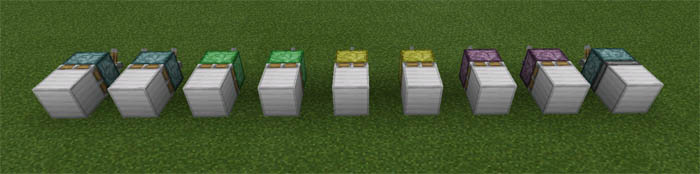 sticky piston recipe minecraft