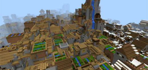 More Villages Addon