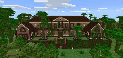 Rugged Jungle Mansion [Creation]