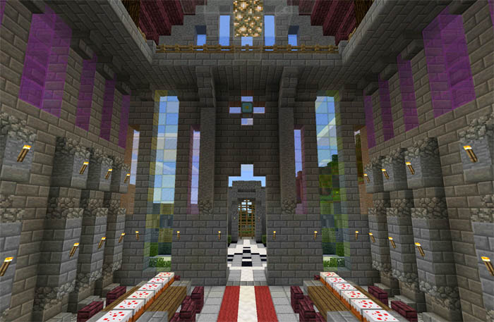 Stained Glass Mod Minecraft Pe Mods Addons