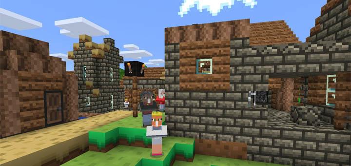 Terraria Texture Pack [16×16]   Minecraft PE Texture Packs
