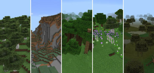RockTheBiome: Plenty of Biomes Near Spawn
