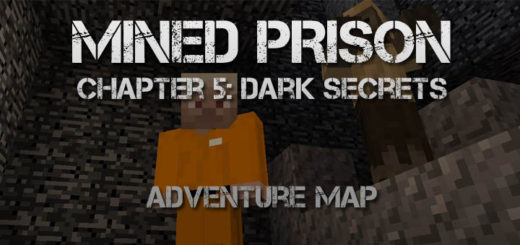Mined Prison: Darkest Secrets (Chapter 5) [Adventure]