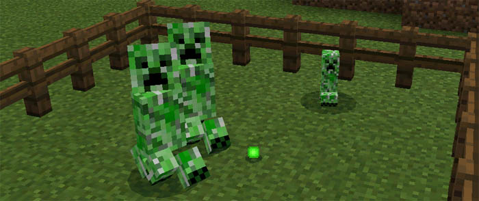 More Baby Mobs Addon |...