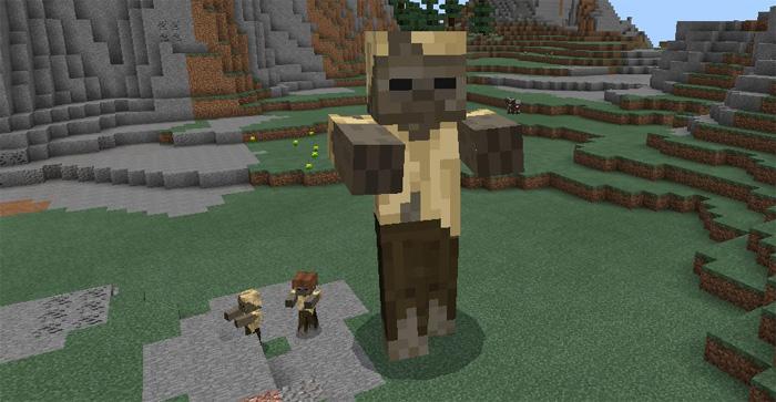PlusMobs Addon   Minecraft PE Mods & Addons