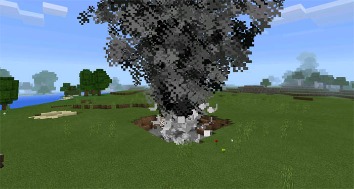 Tornado Mod   Minecraft PE Mods & Addons