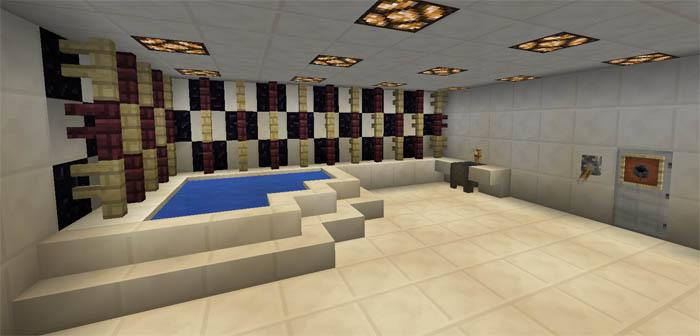 Underground Base [Creation] | Minecraft PE Maps