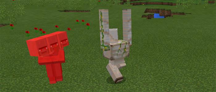 Villager Boss Add On Minecraft Pe Mods Addons